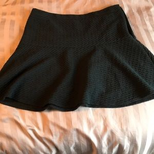 LOFT Skirts - Forest Green Skirt